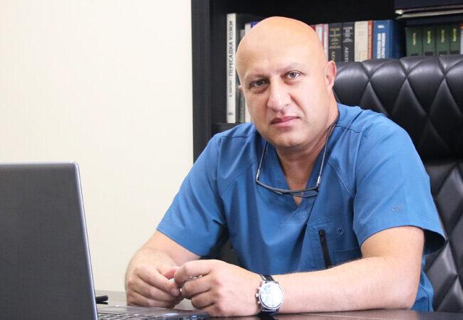 Dr. Ara Hayrapetyan